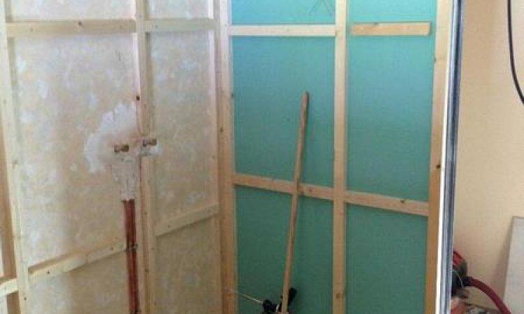 Menuiserie Guillon Parthenay - Rénovation salle de bain